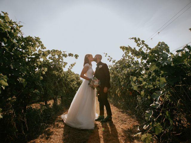 Il matrimonio di Mattia e Michela a Illasi, Verona 36
