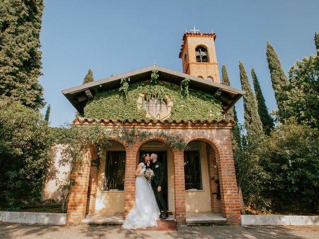 Il matrimonio di Mattia e Michela a Illasi, Verona 37