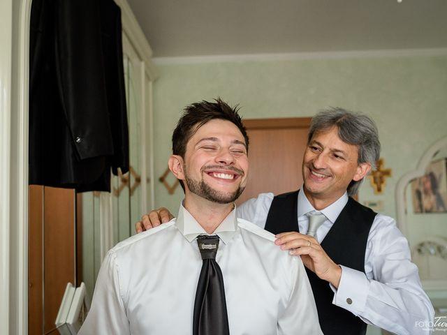 Il matrimonio di Marco e Sheila a Rosà, Vicenza 3