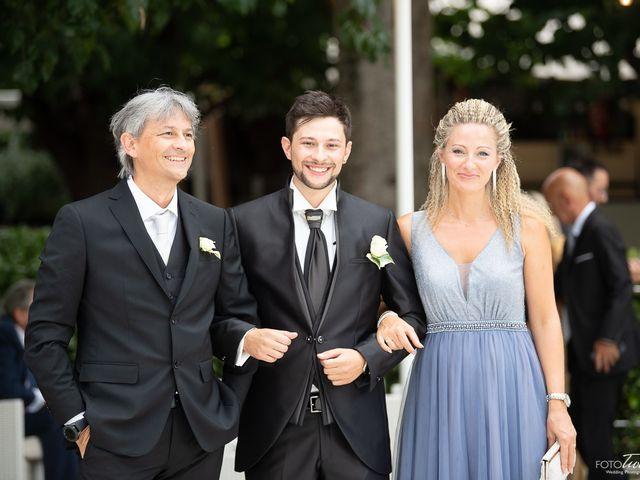 Il matrimonio di Marco e Sheila a Rosà, Vicenza 2