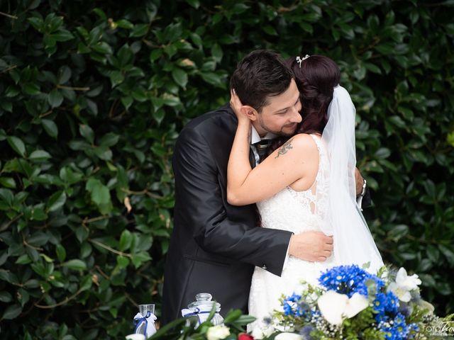 Il matrimonio di Marco e Sheila a Rosà, Vicenza 16