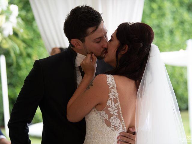 Il matrimonio di Marco e Sheila a Rosà, Vicenza 19