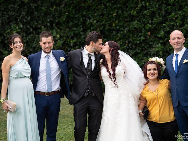 Il matrimonio di Marco e Sheila a Rosà, Vicenza 21
