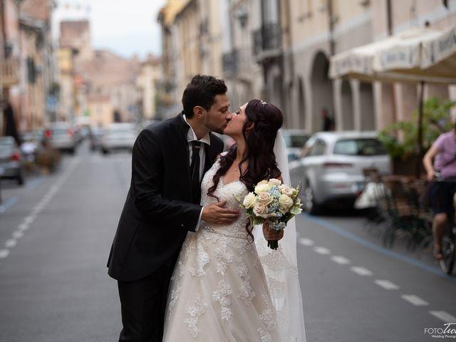 Il matrimonio di Marco e Sheila a Rosà, Vicenza 24