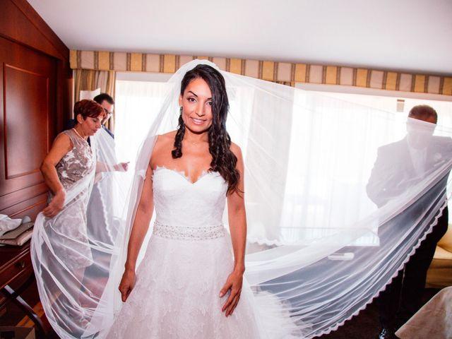 Il matrimonio di Daniela e Alessandro a Assisi, Perugia 5