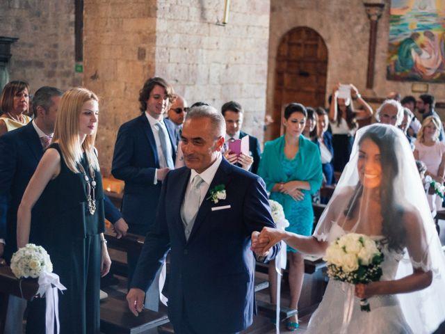 Il matrimonio di Daniela e Alessandro a Assisi, Perugia 6