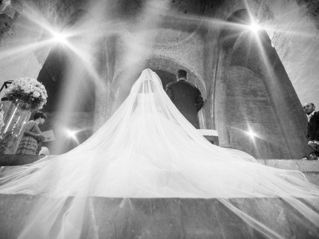 Il matrimonio di Daniela e Alessandro a Assisi, Perugia 8
