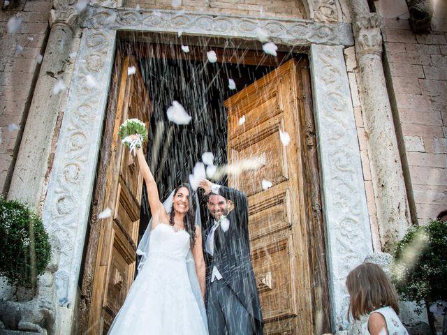 Il matrimonio di Daniela e Alessandro a Assisi, Perugia 10