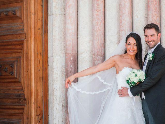 Il matrimonio di Daniela e Alessandro a Assisi, Perugia 12