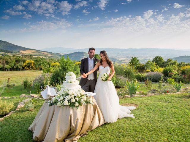 Il matrimonio di Daniela e Alessandro a Assisi, Perugia 1