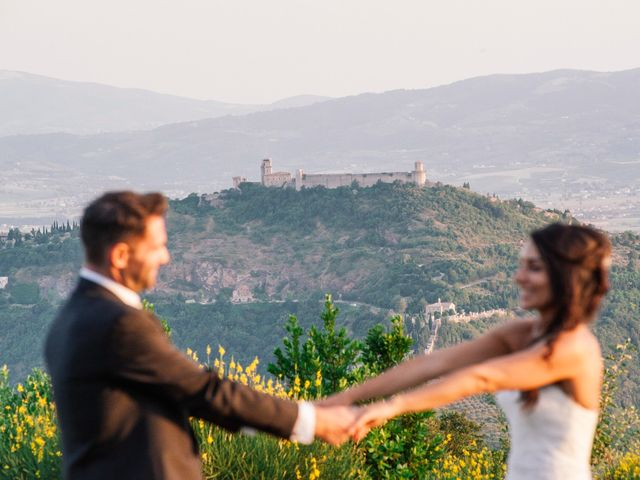 Il matrimonio di Daniela e Alessandro a Assisi, Perugia 18