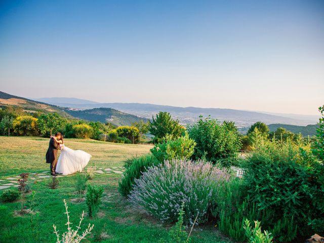 Il matrimonio di Daniela e Alessandro a Assisi, Perugia 19