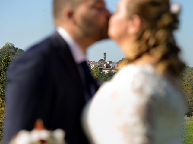 Il matrimonio di Francesco  e Marzia a Tigliole, Asti 4