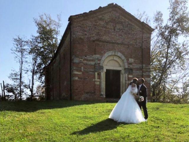 Il matrimonio di Francesco  e Marzia a Tigliole, Asti 6