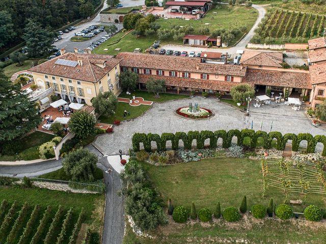 Il matrimonio di Luca e Sara a Monticelli Brusati, Brescia 3