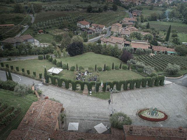 Il matrimonio di Luca e Sara a Monticelli Brusati, Brescia 9