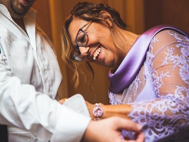 Il matrimonio di Luca e Sara a Monticelli Brusati, Brescia 18