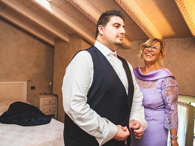 Il matrimonio di Luca e Sara a Monticelli Brusati, Brescia 25