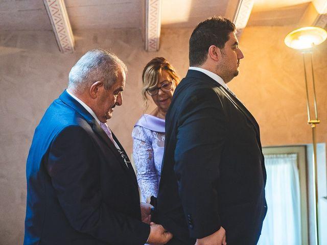 Il matrimonio di Luca e Sara a Monticelli Brusati, Brescia 33