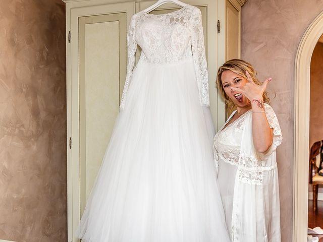Il matrimonio di Luca e Sara a Monticelli Brusati, Brescia 53