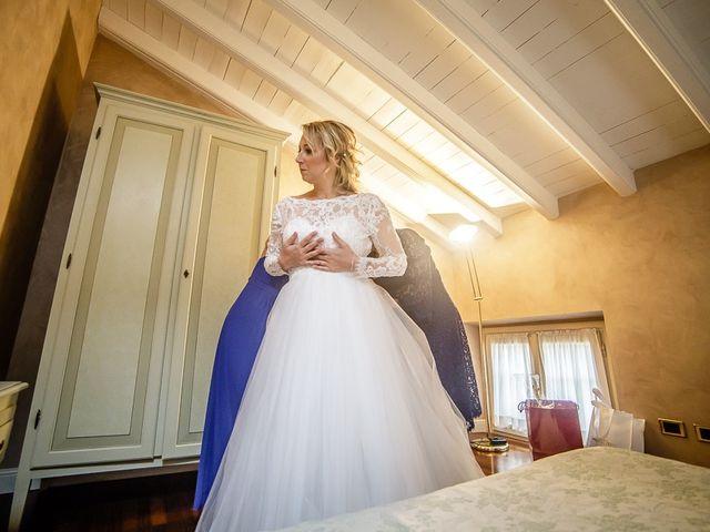 Il matrimonio di Luca e Sara a Monticelli Brusati, Brescia 55