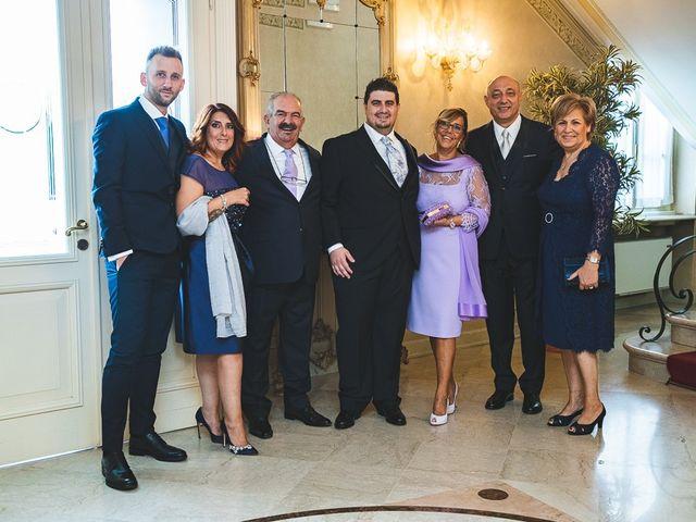 Il matrimonio di Luca e Sara a Monticelli Brusati, Brescia 57
