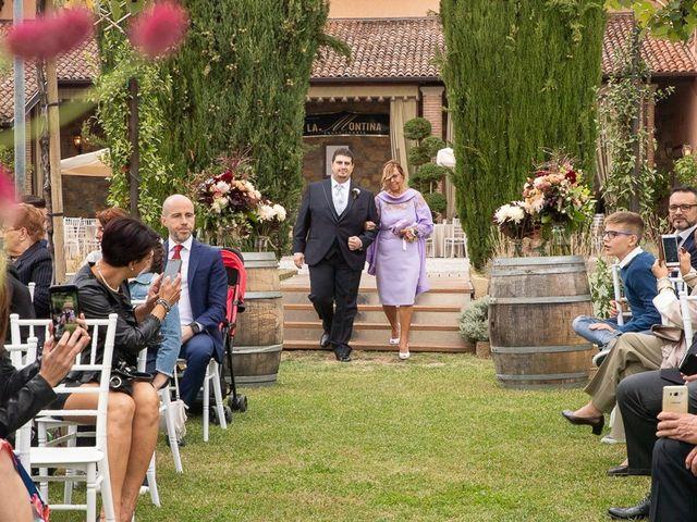 Il matrimonio di Luca e Sara a Monticelli Brusati, Brescia 69
