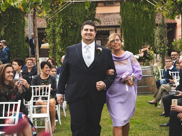 Il matrimonio di Luca e Sara a Monticelli Brusati, Brescia 71