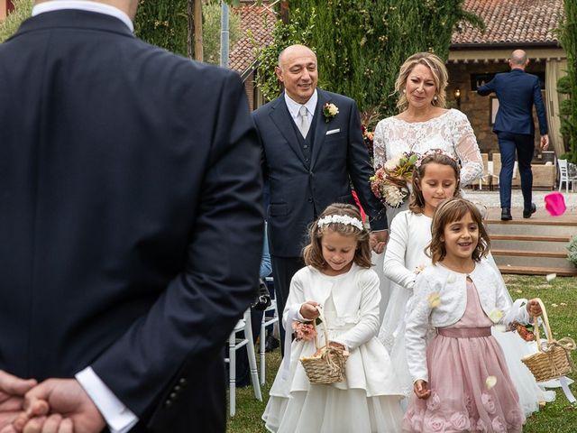 Il matrimonio di Luca e Sara a Monticelli Brusati, Brescia 78