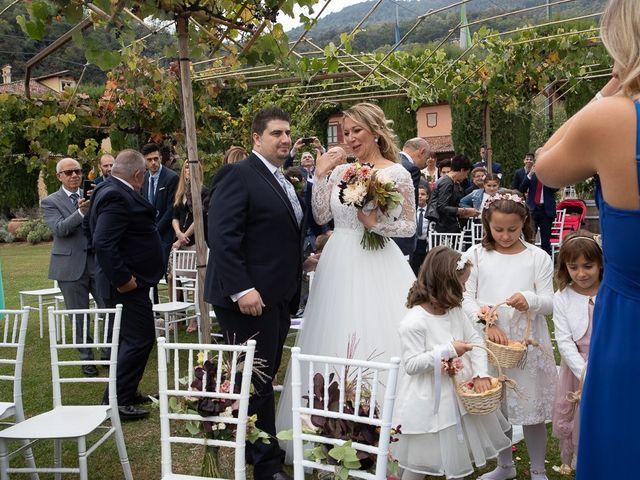 Il matrimonio di Luca e Sara a Monticelli Brusati, Brescia 80