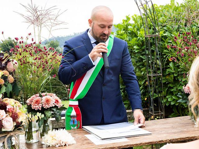 Il matrimonio di Luca e Sara a Monticelli Brusati, Brescia 82