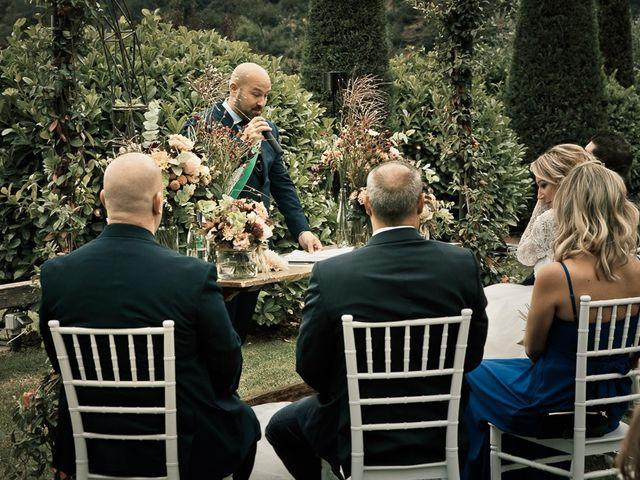Il matrimonio di Luca e Sara a Monticelli Brusati, Brescia 87