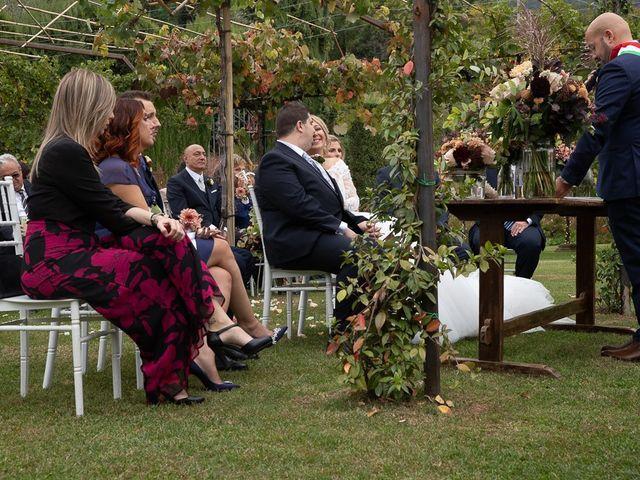 Il matrimonio di Luca e Sara a Monticelli Brusati, Brescia 90