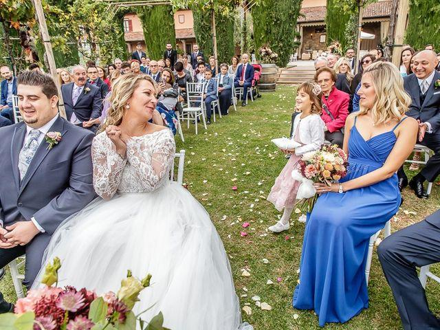 Il matrimonio di Luca e Sara a Monticelli Brusati, Brescia 92