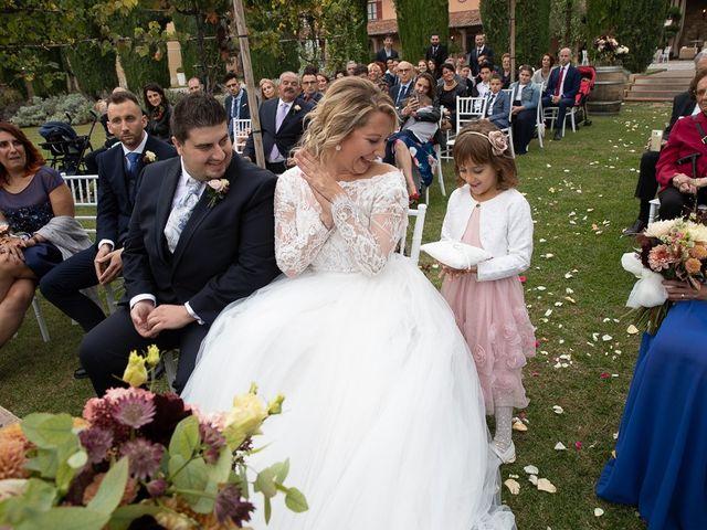 Il matrimonio di Luca e Sara a Monticelli Brusati, Brescia 94