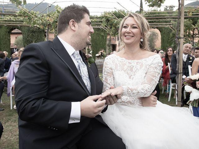 Il matrimonio di Luca e Sara a Monticelli Brusati, Brescia 97