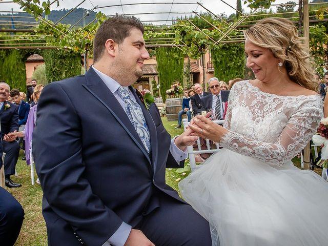 Il matrimonio di Luca e Sara a Monticelli Brusati, Brescia 98