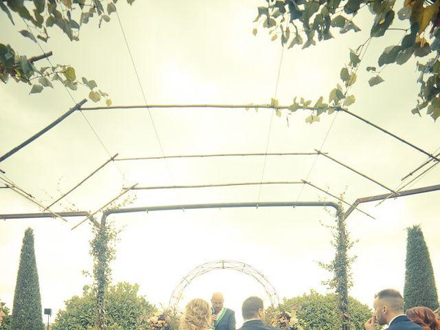 Il matrimonio di Luca e Sara a Monticelli Brusati, Brescia 101