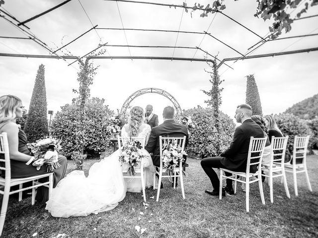 Il matrimonio di Luca e Sara a Monticelli Brusati, Brescia 102