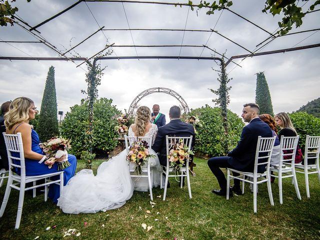 Il matrimonio di Luca e Sara a Monticelli Brusati, Brescia 106