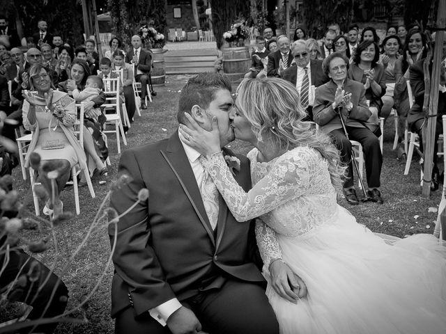 Il matrimonio di Luca e Sara a Monticelli Brusati, Brescia 107