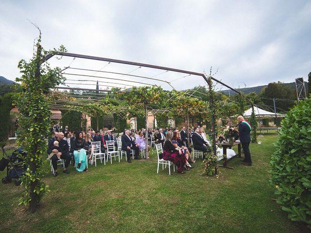 Il matrimonio di Luca e Sara a Monticelli Brusati, Brescia 108