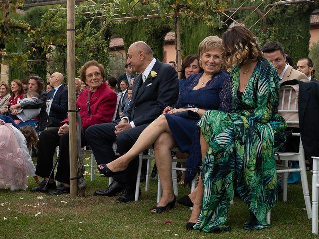 Il matrimonio di Luca e Sara a Monticelli Brusati, Brescia 112