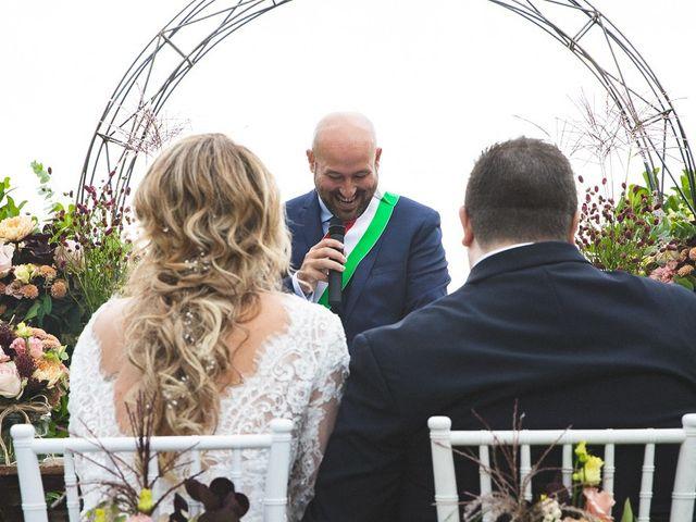 Il matrimonio di Luca e Sara a Monticelli Brusati, Brescia 114