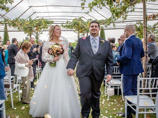 Il matrimonio di Luca e Sara a Monticelli Brusati, Brescia 122