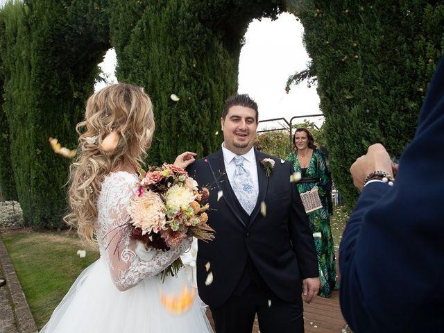 Il matrimonio di Luca e Sara a Monticelli Brusati, Brescia 123
