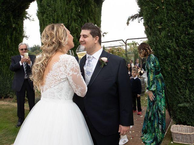Il matrimonio di Luca e Sara a Monticelli Brusati, Brescia 124