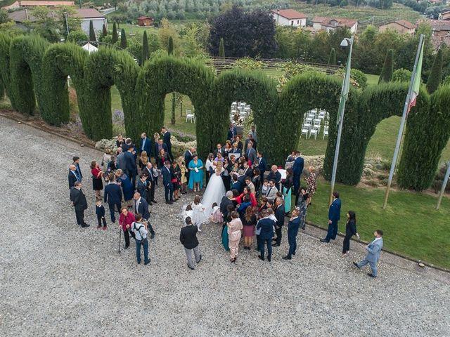 Il matrimonio di Luca e Sara a Monticelli Brusati, Brescia 125