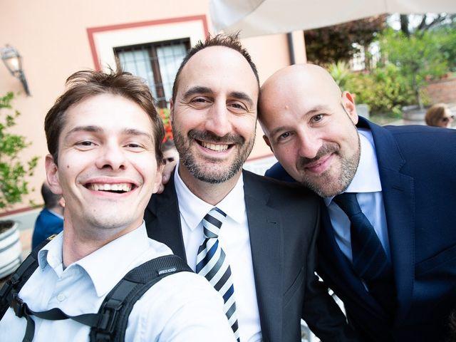 Il matrimonio di Luca e Sara a Monticelli Brusati, Brescia 132