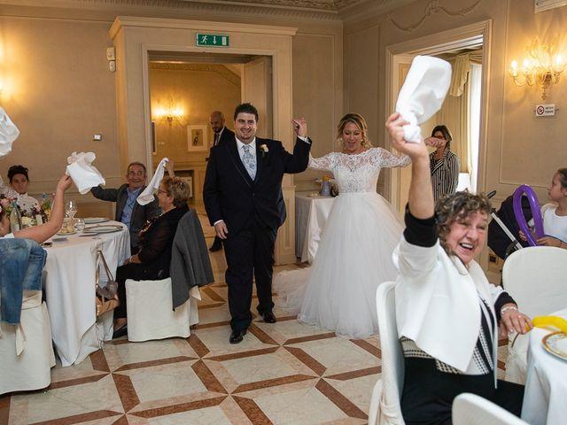 Il matrimonio di Luca e Sara a Monticelli Brusati, Brescia 133